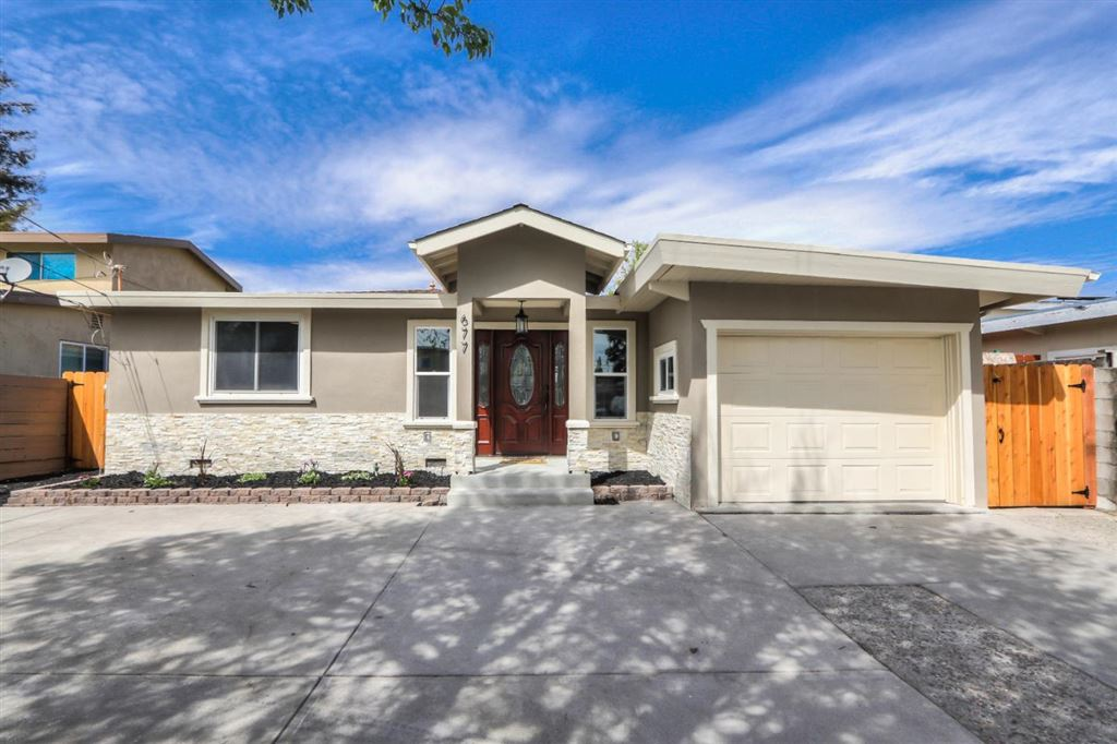 Photo for 677 Cypress AVE, SUNNYVALE, CA 94085 (MLS # ML81747408)