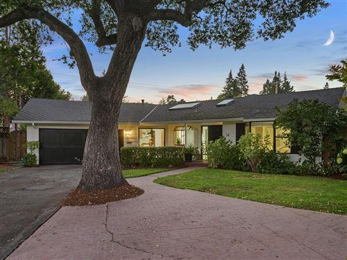 Photo of 14 Wood Lane, MENLO PARK, CA 94025 (MLS # ML81863410)