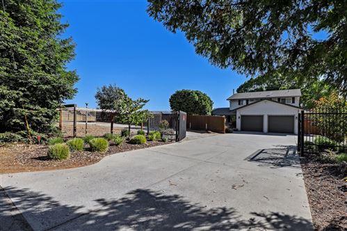 Tiny photo for 9580 Burchell Road, GILROY, CA 95020 (MLS # ML81864410)