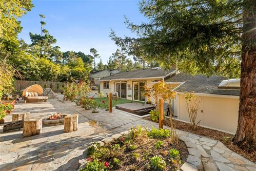 Photo of 1145 Wildcat Canyon RD, PEBBLE BEACH, CA 93953 (MLS # ML81823411)