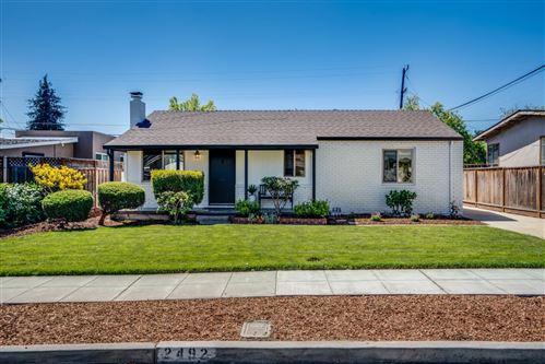 Photo of 2492 Sunny Vista Drive, SAN JOSE, CA 95128 (MLS # ML81839412)