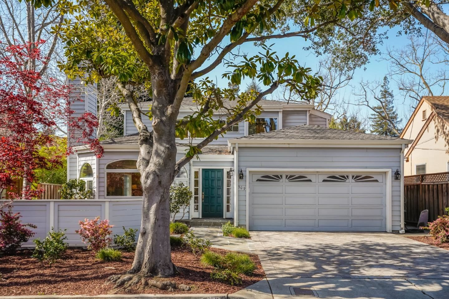 Photo for 309 University DR, MENLO PARK, CA 94025 (MLS # ML81837412)