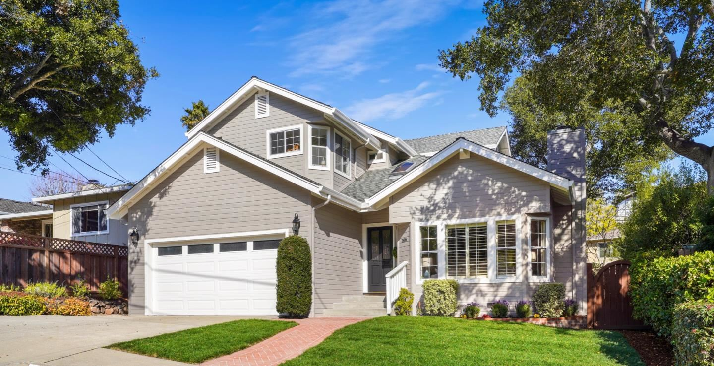 Photo for 2406 Palmer AVE, BELMONT, CA 94002 (MLS # ML81834413)