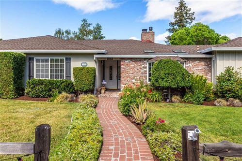 Photo of 1400 Ravenswood Drive, LOS ALTOS, CA 94024 (MLS # ML81850414)