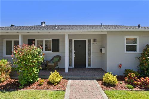 Photo of 2845 Monterey ST, SAN MATEO, CA 94403 (MLS # ML81799415)