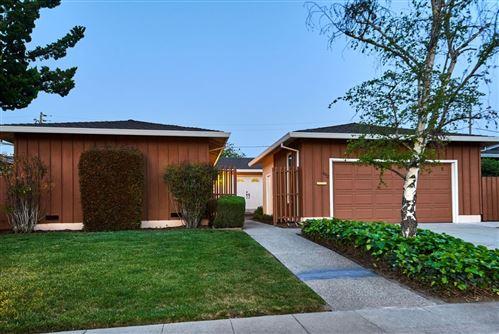Photo of 6352 Tamalpais AVE, SAN JOSE, CA 95120 (MLS # ML81840415)