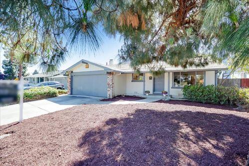 Photo of 3600 Darwin Drive, FREMONT, CA 94555 (MLS # ML81841415)