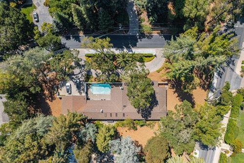 Photo of 1 Edge Road, ATHERTON, CA 94027 (MLS # ML81862417)