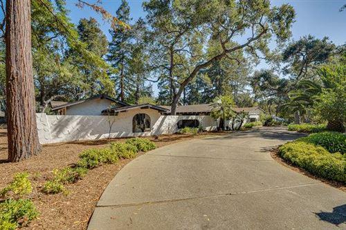 Tiny photo for 1 Edge Road, ATHERTON, CA 94027 (MLS # ML81862417)