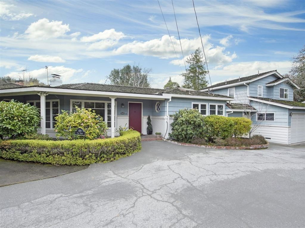 Photo for 699 Vine ST, MENLO PARK, CA 94025 (MLS # ML81766417)