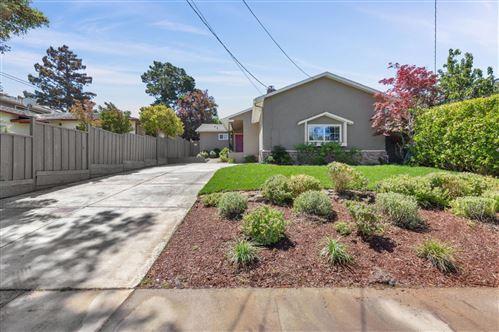 Photo of 3605 Reposo Way, BELMONT, CA 94002 (MLS # ML81852420)