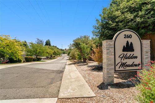 Photo of 260 West Dunne Avenue #14, MORGAN HILL, CA 95037 (MLS # ML81854423)