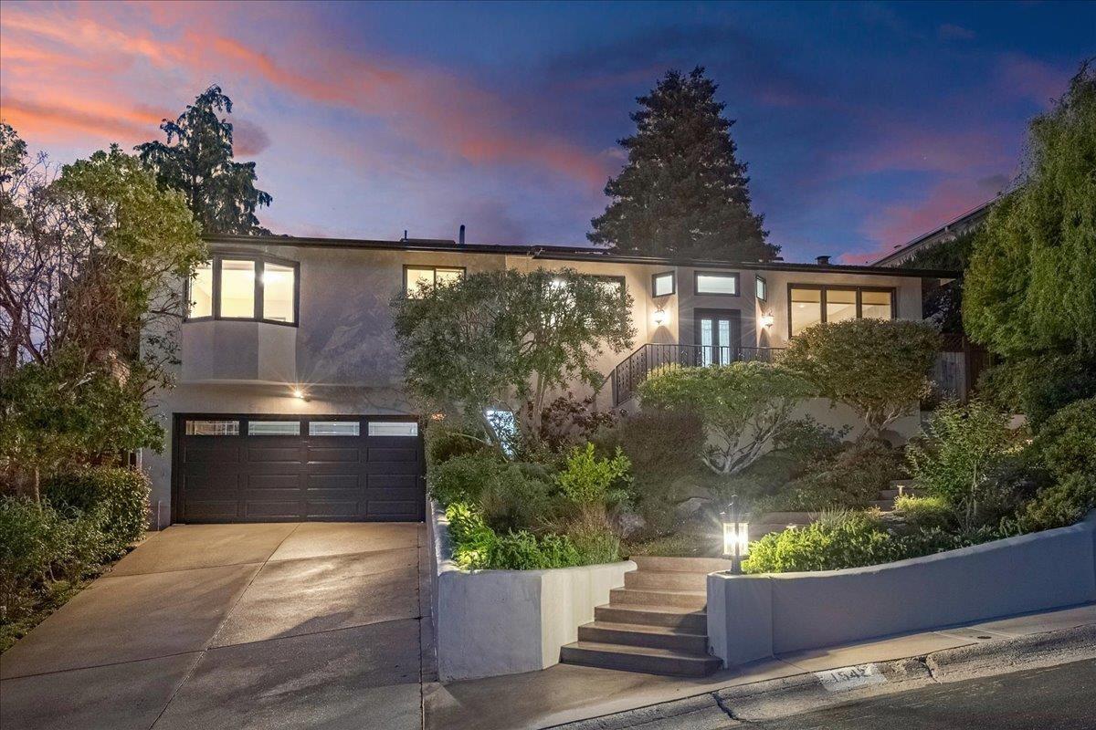 Photo for 1542 Los Altos Drive, BURLINGAME, CA 94010 (MLS # ML81853423)
