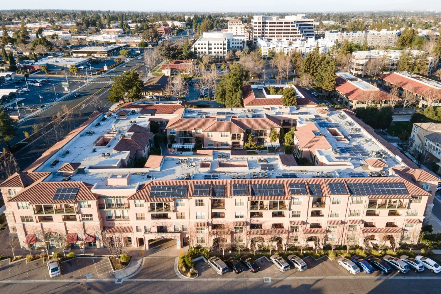 Photo for 20500 Town Center LN 263 #263, CUPERTINO, CA 95014 (MLS # ML81837425)