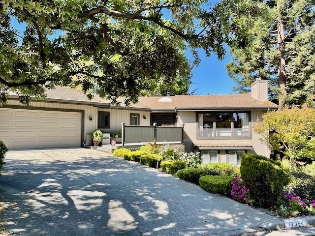 Photo for 17354 Creekside Court, MONTE SERENO, CA 95030 (MLS # ML81848427)