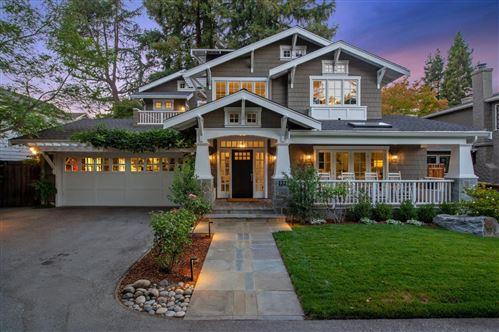 Tiny photo for 1222 North Lemon Avenue, MENLO PARK, CA 94025 (MLS # ML81862429)