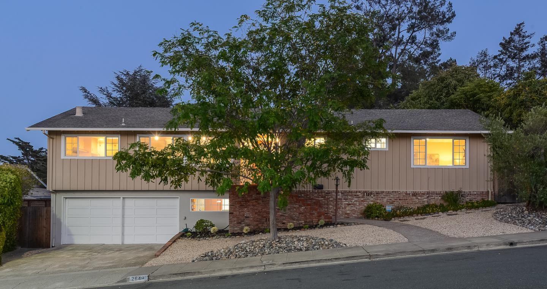 Photo for 2649 Martinez Drive, BURLINGAME, CA 94010 (MLS # ML81861429)