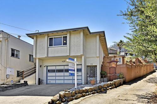 Photo of 583 Alvarado Street, BRISBANE, CA 94005 (MLS # ML81860432)