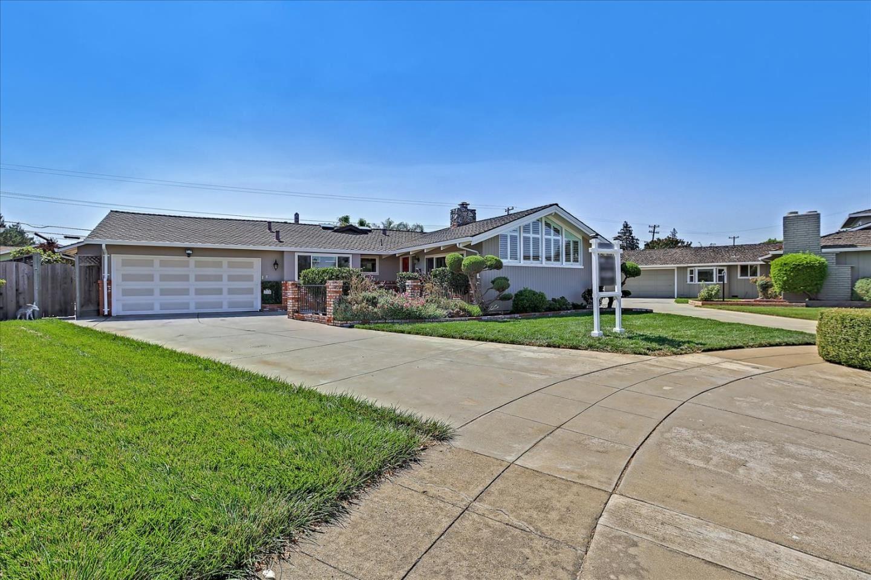 Photo for 928 Del Monte Place, SAN JOSE, CA 95117 (MLS # ML81863432)