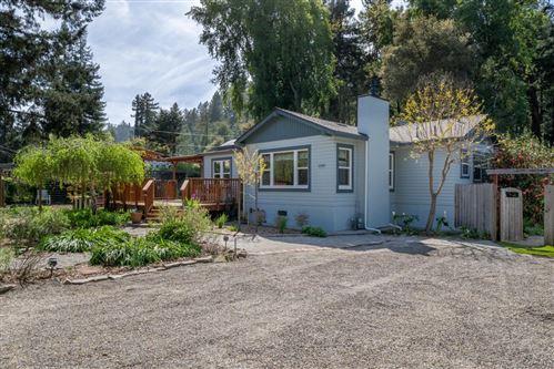 Photo of 8309 Lorenzo WAY, BEN LOMOND, CA 95005 (MLS # ML81838433)