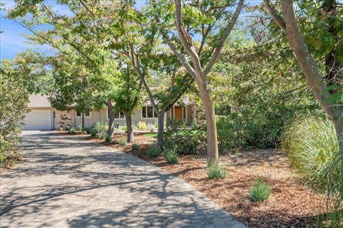 Photo of 14266 Amherst Court, LOS ALTOS HILLS, CA 94022 (MLS # ML81856433)