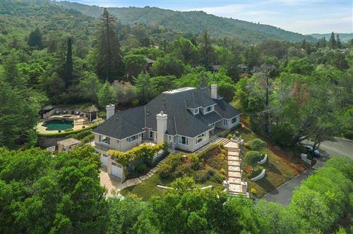Photo of 15806 Hidden Hill RD, LOS GATOS, CA 95030 (MLS # ML81839434)