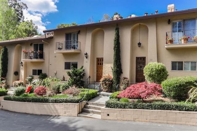 Photo for 18400 Overlook Road #55, LOS GATOS, CA 95030 (MLS # ML81847434)