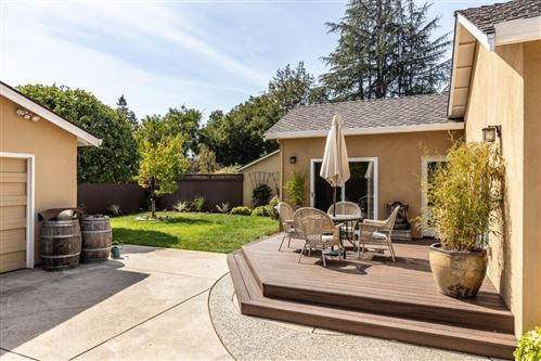 Tiny photo for 1124 Fewtrell Drive, CAMPBELL, CA 95008 (MLS # ML81864435)