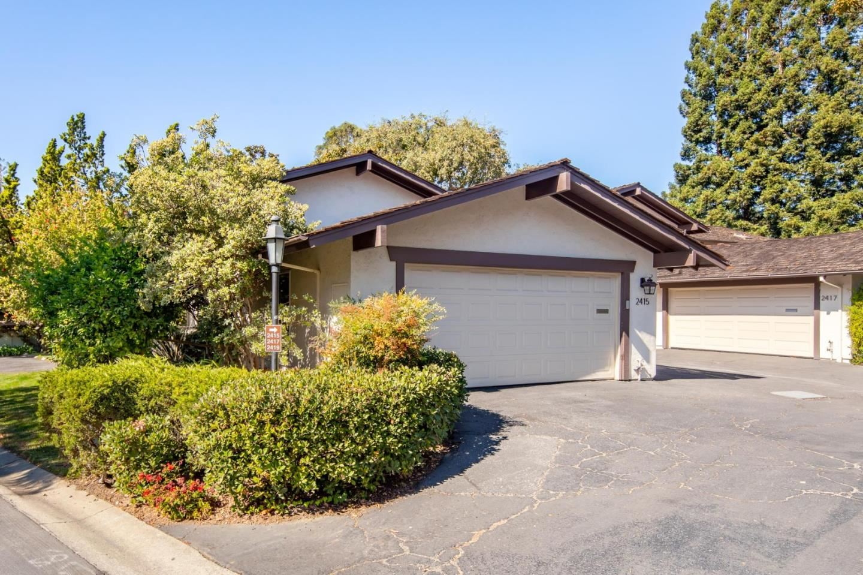 2415 Sharon Oaks Drive, Menlo Park, CA 94025 - #: ML81862435