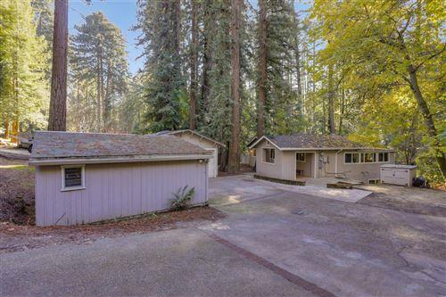 Photo of 185 Spring Creek RD, BOULDER CREEK, CA 95006 (MLS # ML81821436)