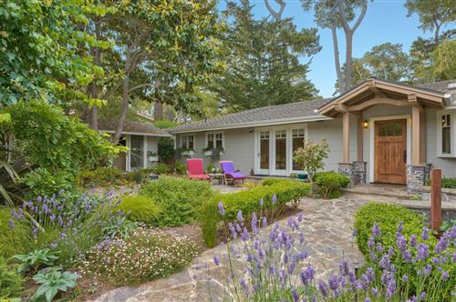 Photo of 3115 Middle Ranch Road, PEBBLE BEACH, CA 93953 (MLS # ML81853436)