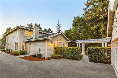 Tiny photo for 60 Ashfield Road, ATHERTON, CA 94027 (MLS # ML81862436)