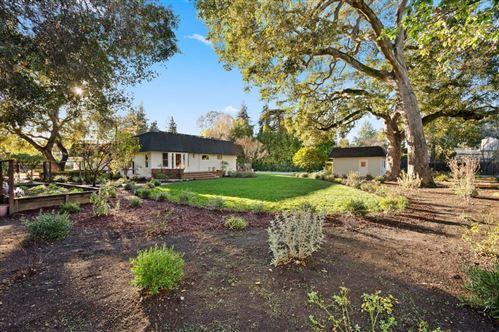 Tiny photo for 59 Almendral AVE, ATHERTON, CA 94027 (MLS # ML81825440)
