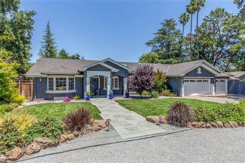 Photo of 691 Milverton Road, LOS ALTOS, CA 94022 (MLS # ML81850440)