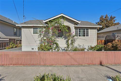 Photo of 235 Standish Street, REDWOOD CITY, CA 94063 (MLS # ML81866441)