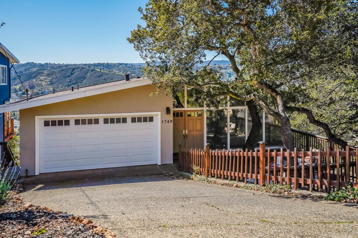 Photo for 1749 Valley View AVE, BELMONT, CA 94002 (MLS # ML81834442)