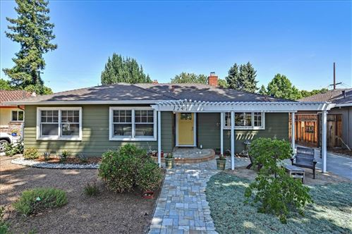 Photo of 1241 Redondo Drive, SAN JOSE, CA 95125 (MLS # ML81853444)