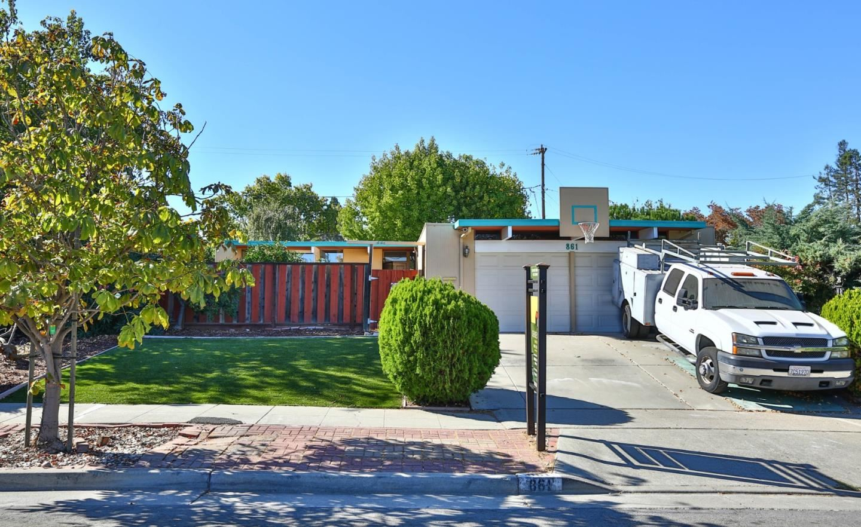Photo for 861 Brookgrove Lane, CUPERTINO, CA 95014 (MLS # ML81817444)