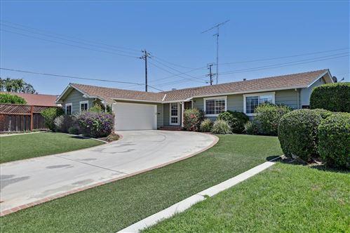 Photo of 10570 Deodara Drive, CUPERTINO, CA 95014 (MLS # ML81853445)