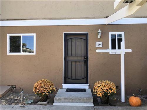 Photo of 3320 Lochinvar Avenue #49, SANTA CLARA, CA 95051 (MLS # ML81866445)