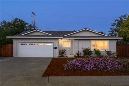 Photo of 896 Roble Drive, SUNNYVALE, CA 94086 (MLS # ML81843446)