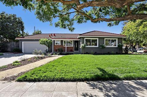 Photo of 3067 Santa Margarita Avenue, SAN JOSE, CA 95118 (MLS # ML81863448)