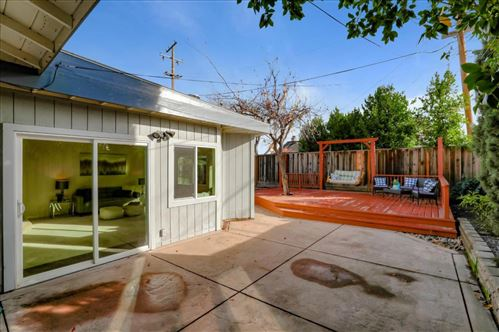 Tiny photo for 986 W Latimer AVE, CAMPBELL, CA 95008 (MLS # ML81823449)