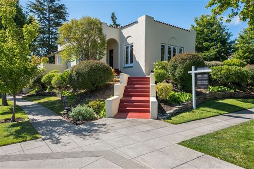 Photo of 2101 Hillside Drive, BURLINGAME, CA 94010 (MLS # ML81848449)