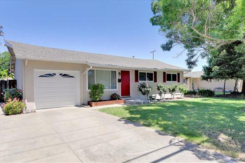 Photo of 2381 Cabrillo Avenue, SANTA CLARA, CA 95050 (MLS # ML81841450)