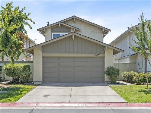 Photo of 2526 Home Crest Drive, SAN JOSE, CA 95148 (MLS # ML81852454)