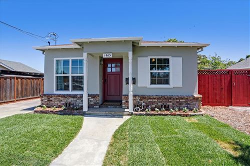 Photo of 1463 Jackson Street, SANTA CLARA, CA 95050 (MLS # ML81850455)