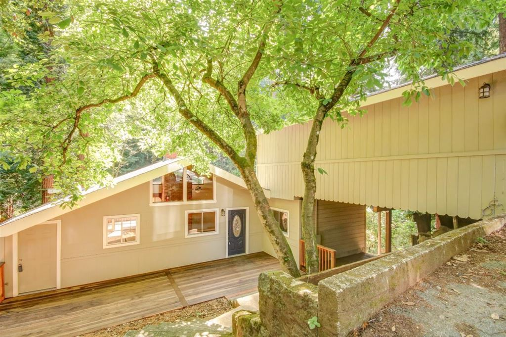 Photo for 14615 Big Basin WAY, BOULDER CREEK, CA 95006 (MLS # ML81761455)