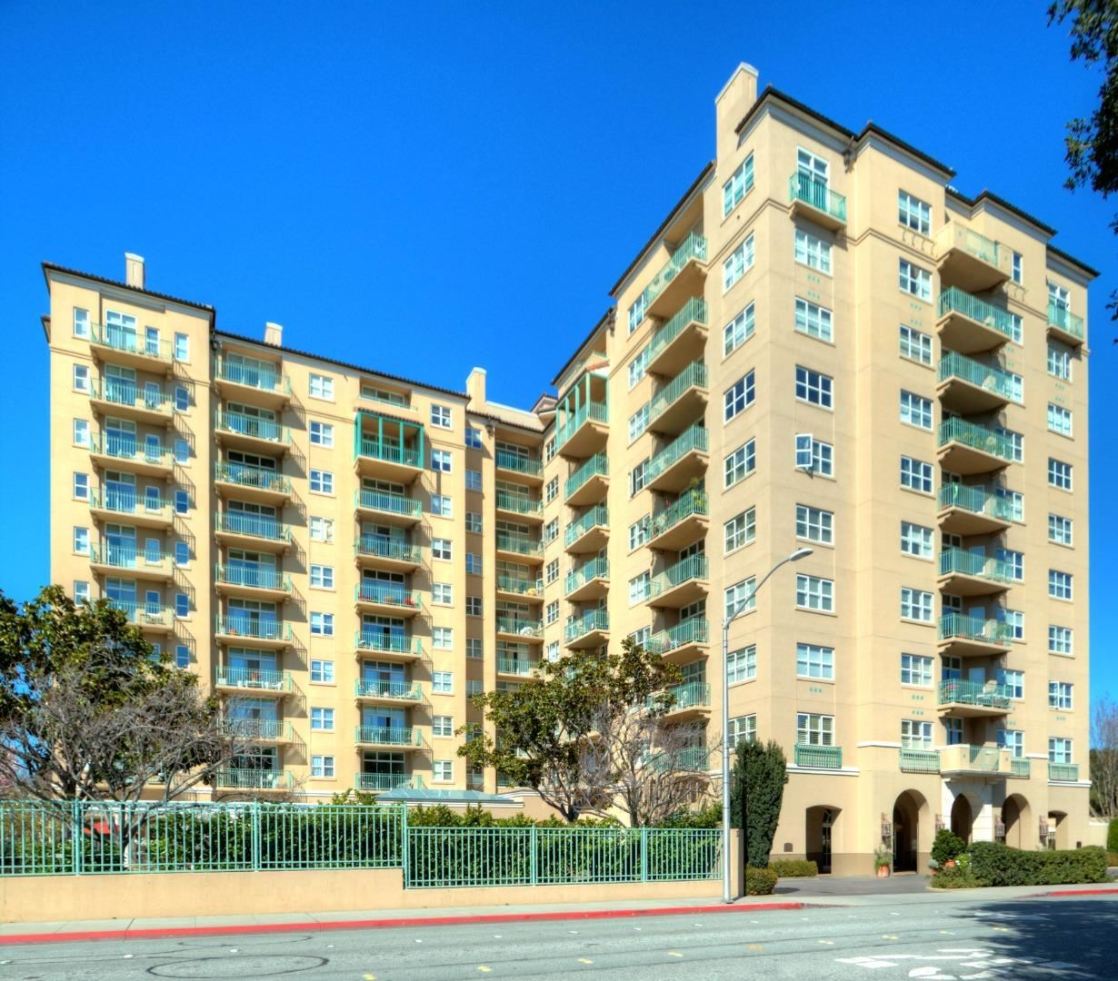 1 Baldwin Avenue #204, San Mateo, CA 94401 - #: ML81831456
