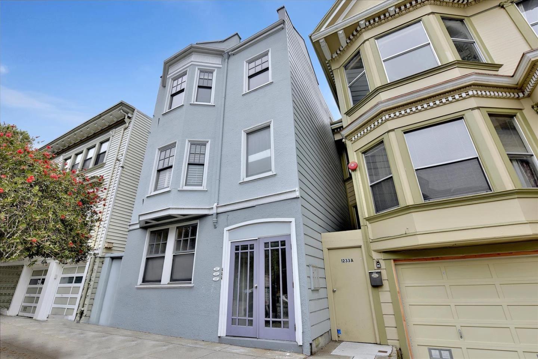 1239 6th Avenue, San Francisco, CA 94122 - MLS#: ML81852456